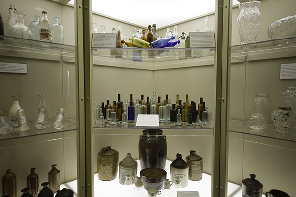 Exhibitions Main Pg - Bottles | Augusta Museum of History