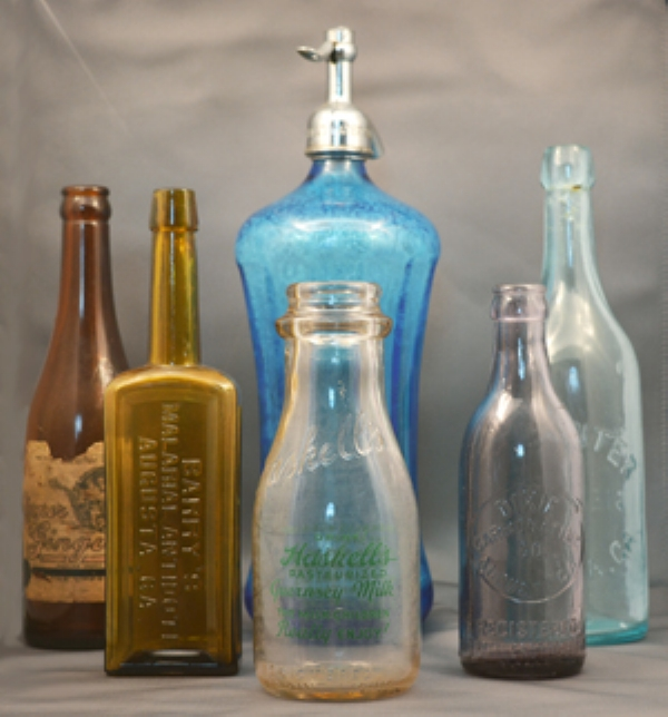 Baab's Bottles 3 | Augusta Museum of History