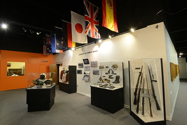 Canteens to Combat Boots   Augusta Museum of History