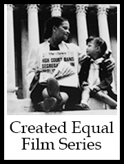 Created Equal Film Series Button | Augusta Museum of History
