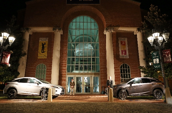 Lexus Launch Outside | Augusta Museum of History