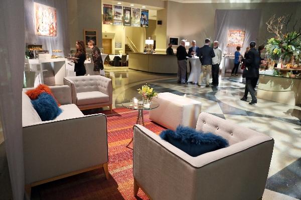 Lexus Launch Rotunda Chairs Wedding Event Venue   Augusta Museum of History