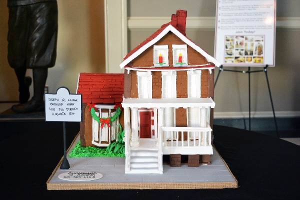 Joseph Rucker Lamar Boyhood Home-Sugar Bakers | Augusta Museum of History