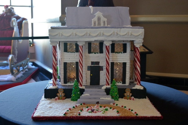People's Choice Runner Up: Lookaway Hall-Virgo's Bakery | Augusta Museum of History