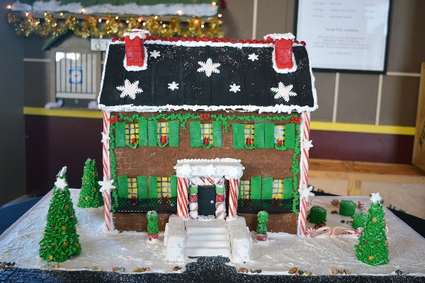 Woodrow Wilson Boyhood Home- For the Love of Frosting | Augusta Museum of History