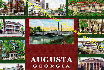 Museum Shop Throw | Augusta Museum of History