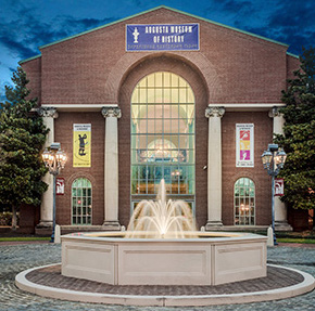 Visit AMH Exterior | Augusta Museum of History
