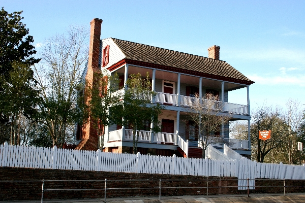 Harris House - Exterior | Augusta Museum of History
