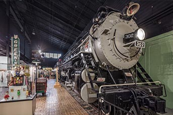 Transportation - Train | Augusta Museum of History