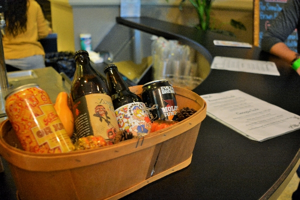 Southern Suds - Craft Beer Basket | Augusta Museum of History