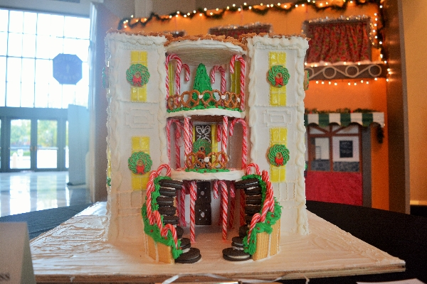 2018 Gingerbread - Gertrude Herbert Institute | Augusta Museum of History