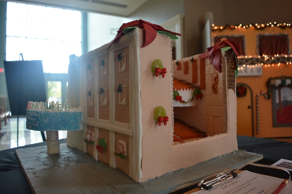2018 Gingerbread - Miller Theater | Augusta Museum of History