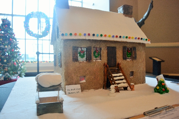 2018 Gingerbread - Old Rock House | Augusta Museum of History