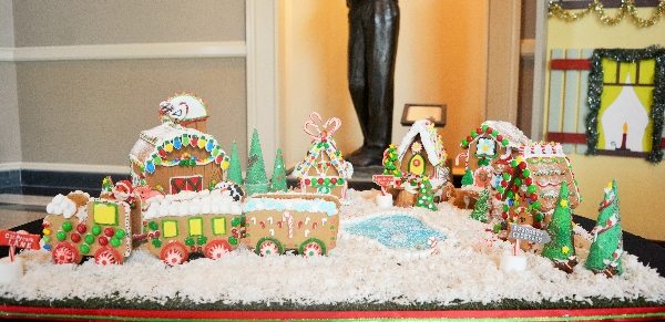 2018 Gingerbread - Staff Village | Augusta Museum of History