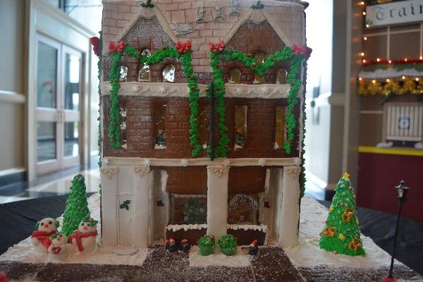 2018 Gingerbread - Hildebrants | Augusta Museum of History