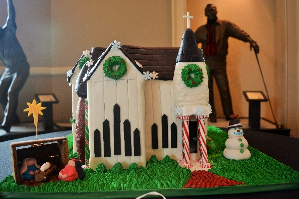 2018 Gingerbread - St. Michael's Church | Augusta Museum of History