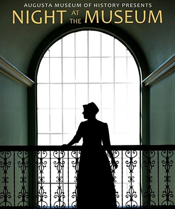 Night at the Museum - Blank | Augusta Museum of History