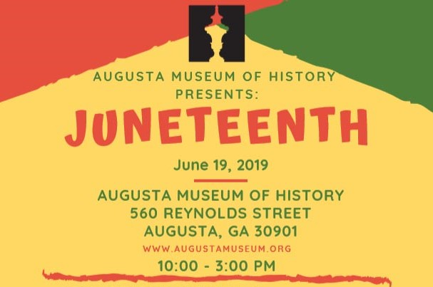 Juneteenth - cropped | Augusta Museum of History