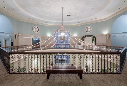 Visit - Rotunda (upper) | Augusta Museum of History