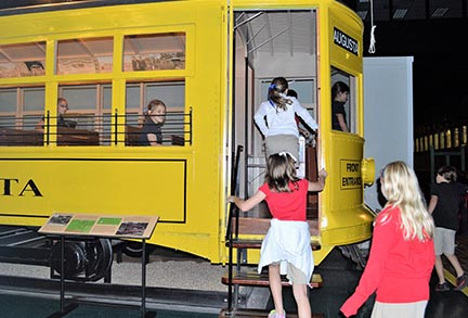 Tours Trolley | Augusta Museum of History