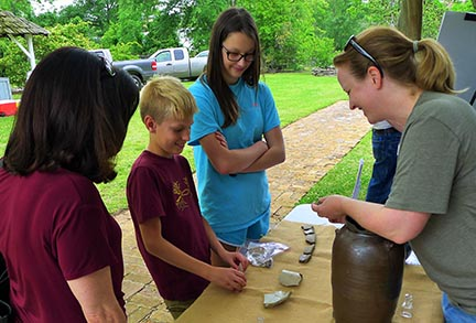 Archaeology Day Image 2 | Augusta Museum of History