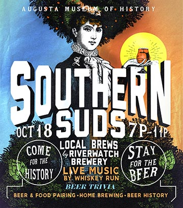 Southern Suds Poster 2019 | Augusta Museum of History