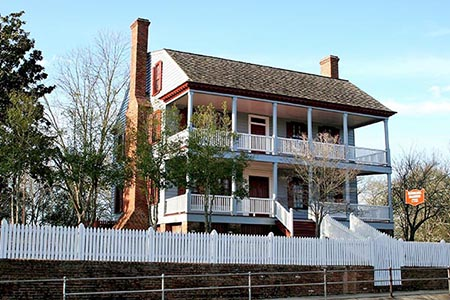 Harris House - new | Augusta Museum of History