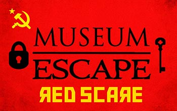 Museum Escape - Red Scare- new | Augusta Museum of History