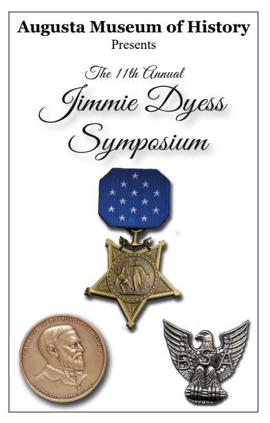 2021 - 11th Annual Symposium Cover | Augusta Museum of History
