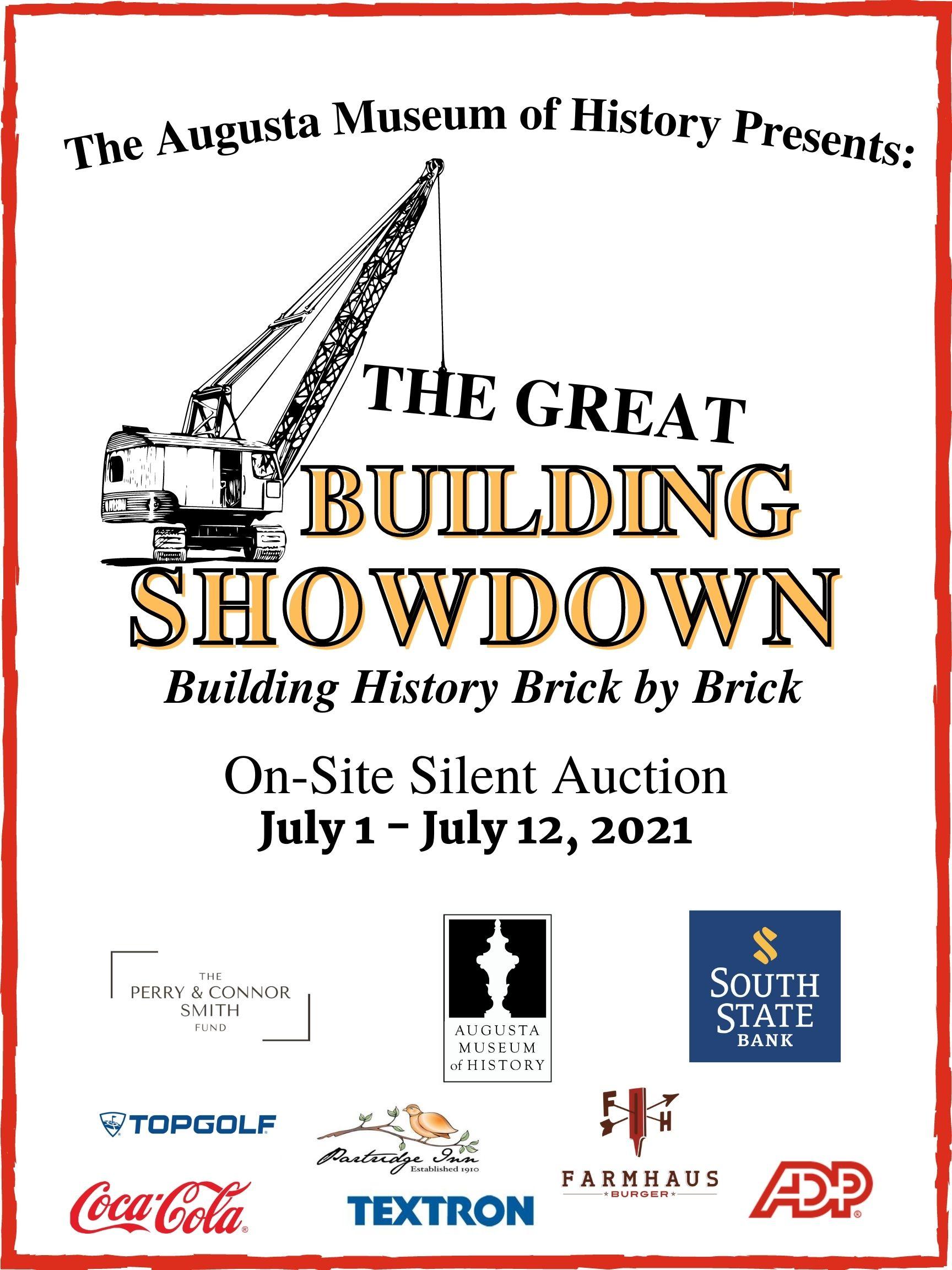 Showdown Flyer   Augusta Museum of History