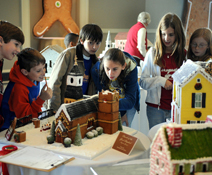 Come inside main Gingerbread picture | Augusta Museum of History