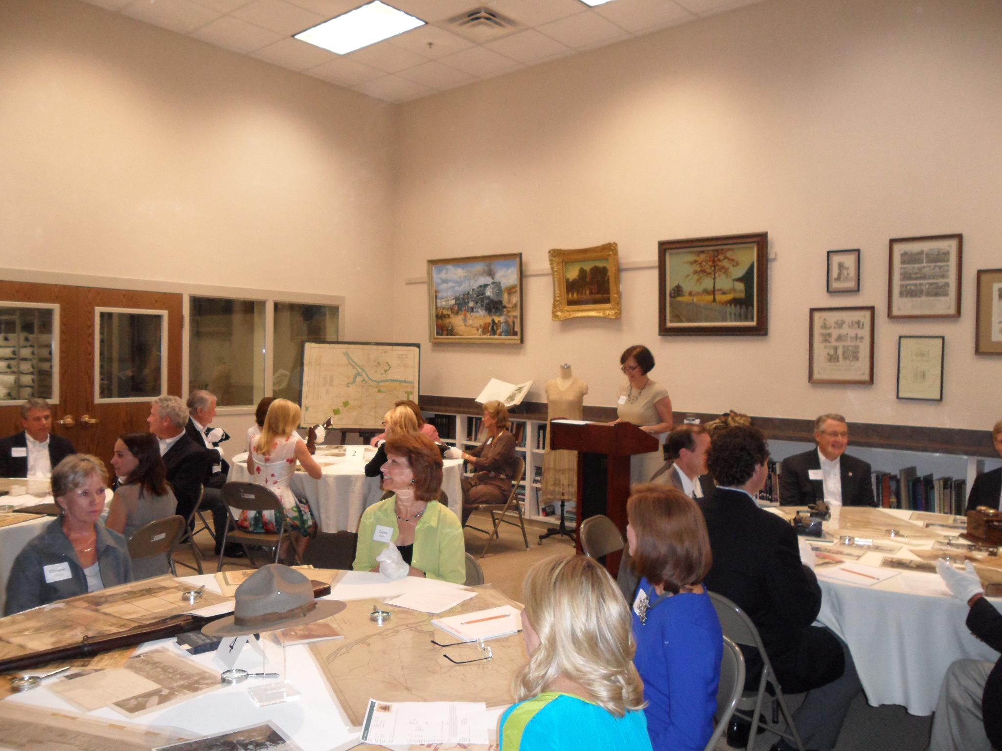 White Glove Dinner 2012-2 | Augusta Museum of History