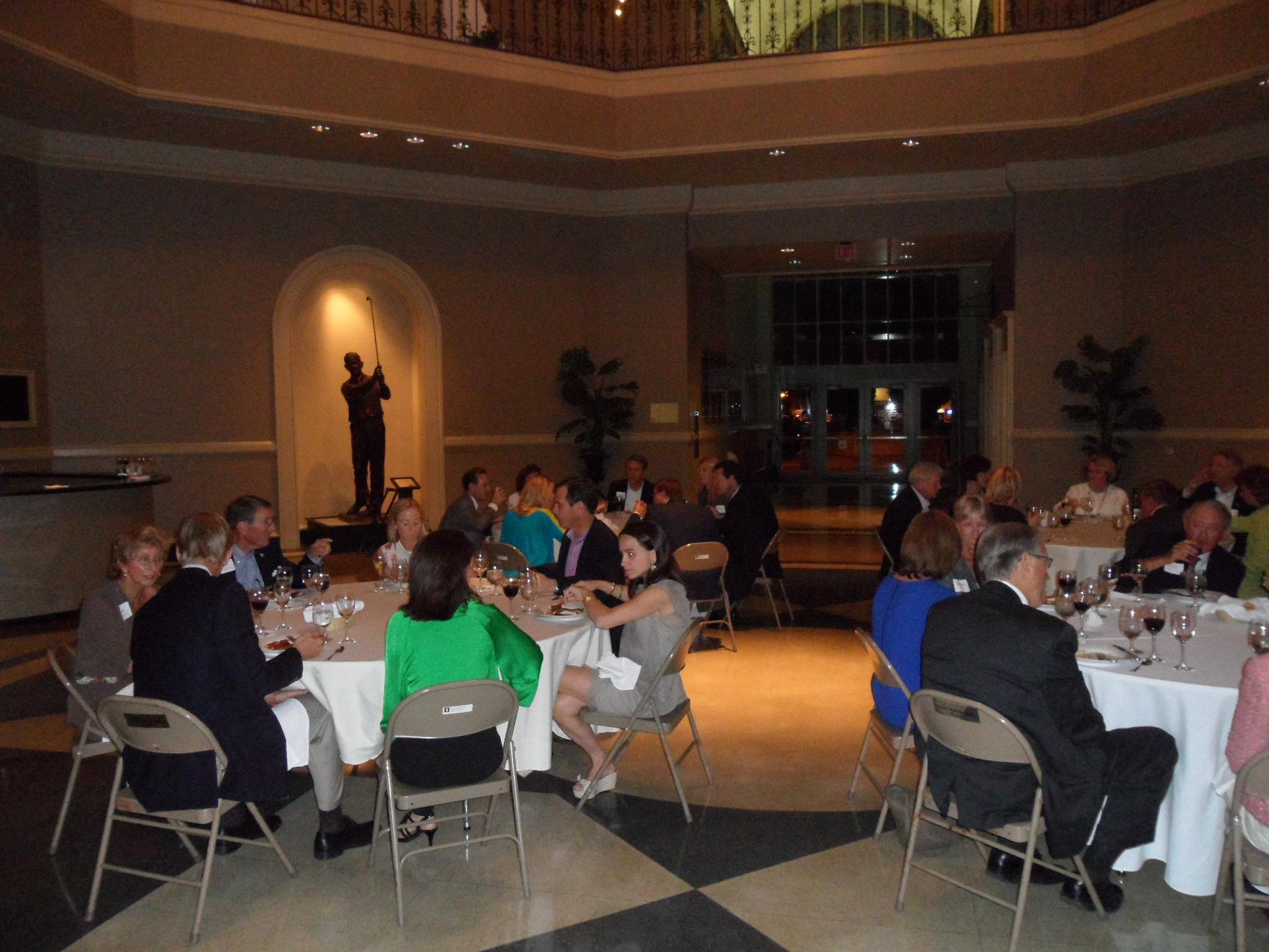 White Glove Dinner 2012-4 | Augusta Museum of History