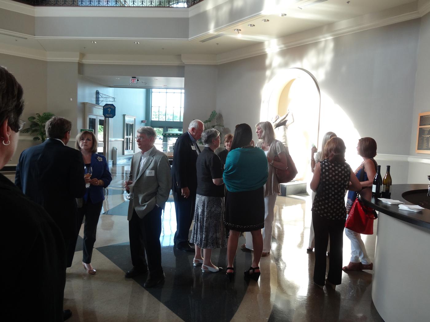 White Glove Dinner 2013-1 | Augusta Museum of History