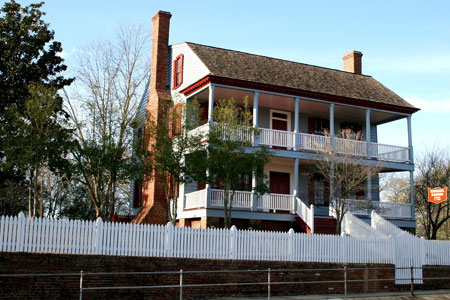 Ezekiel Harris House Photo | Augusta Museum of History