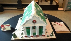 Bark Camp Church (Midville, GA) by Jennifer Mooney