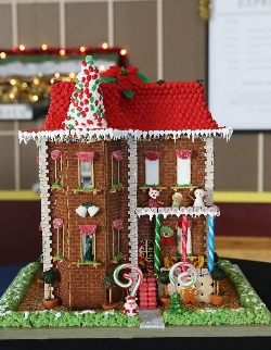2014 People's Choice 1st Place-Ronald McDonald House by Ingrid Warden