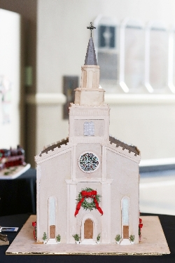 First Presbyterian Church of Augusta by Big Day Cakes Bakery