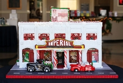 People's Choice Award 1st Place-Imperial Theater by Madelyn's Specialty Cakes