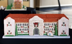 Houghton Grammar School by Big Day Cakes Bakery