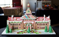 Union Station by Blue Ruby Cakes